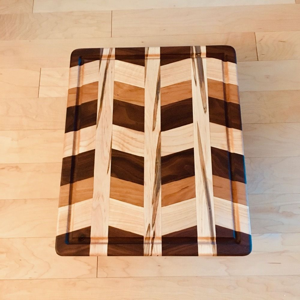 Picture of Pretty Patterned Cutting Board