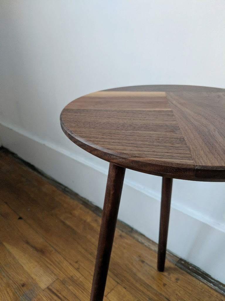 Picture of Side Table From Scrap Offcuts