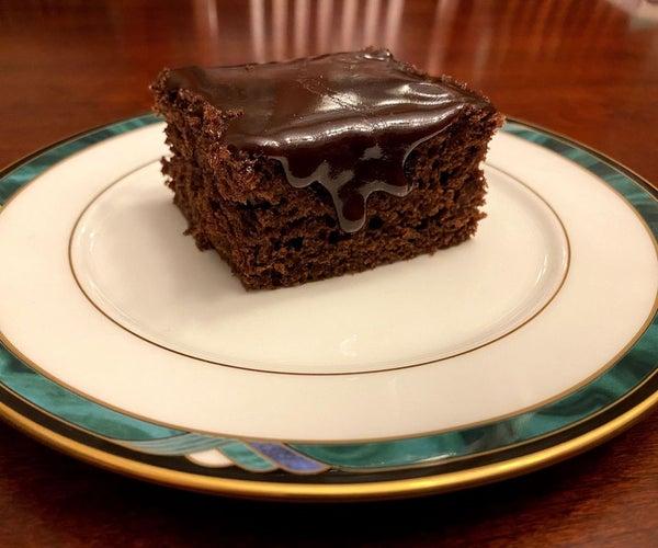 Grandma Paquette's Fudge Cake Icing