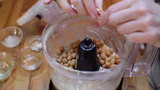 Garbanzo Beans (chickpeas)