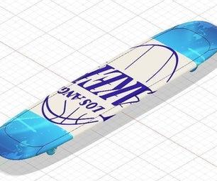 Lakers Skateboard