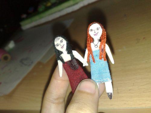 Tiny People!