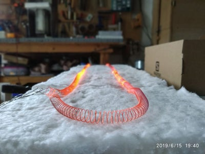 Making the Coils