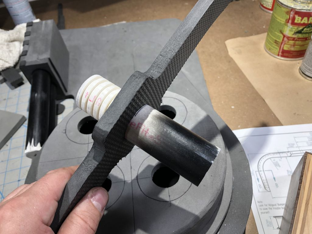 Picture of Bumper & Shock Mount Fabrication