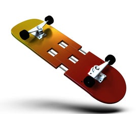 Skateboard That Grows With You