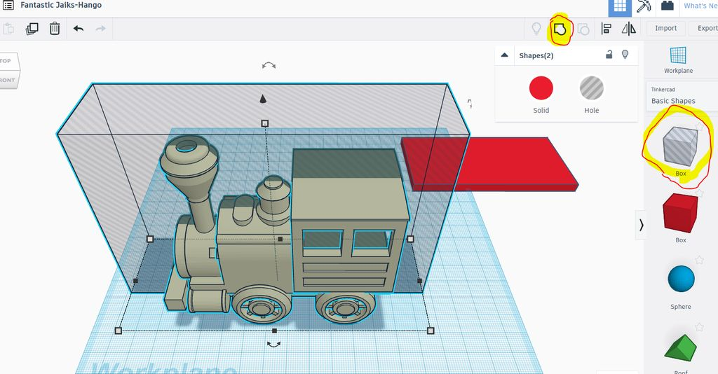 Picture of TinkerCad and Fusion 360 to CNC a 3D Picture