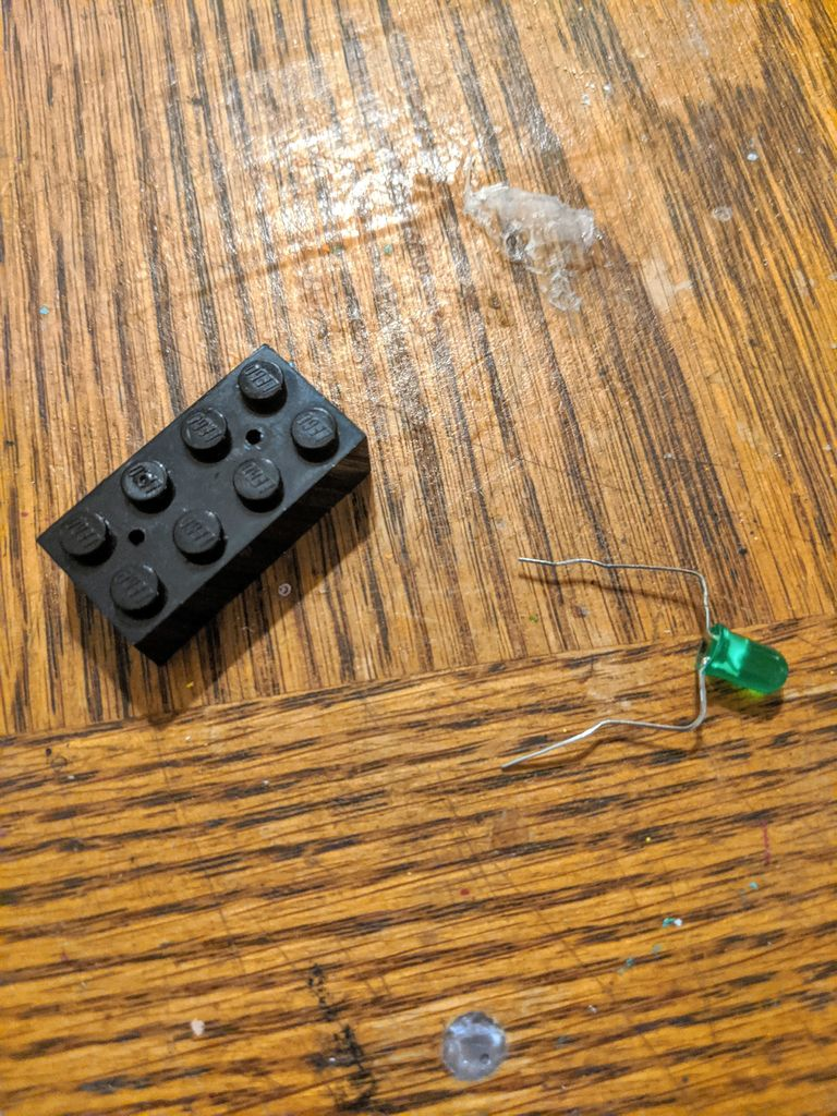 Picture of Making a LEGO Component
