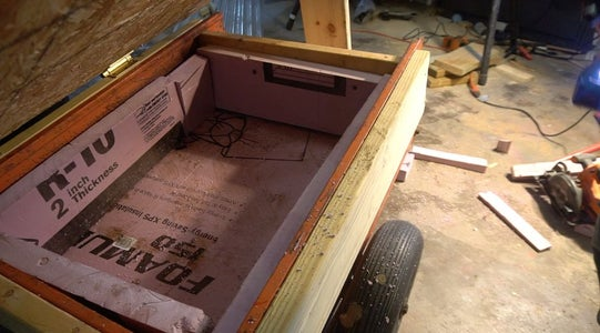 Insulate the Battery Box