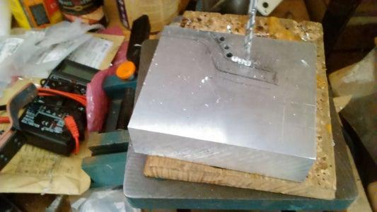 Fibreglass Moulding & Bracket Fabrication