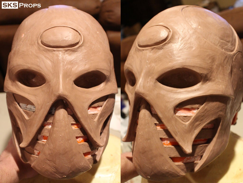 Picture of Smoothing Out Monster Clay