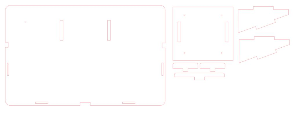 Picture of Step 1: Lasercut the Parts