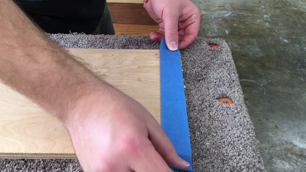Picture of Cutting the Top to Size