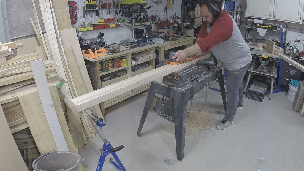 Picture of Building Rails, Stiles and Panels