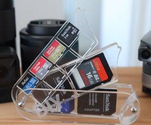 DIY SD卡存储多刀
