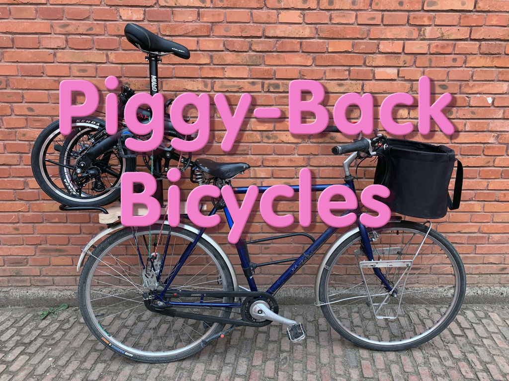 Picture of Piggy-Back Bicycles
