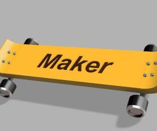 Maker Skateboard