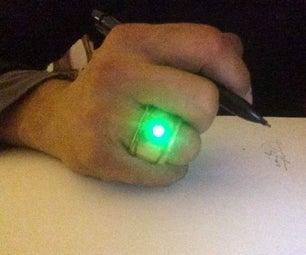 Self Glowing Ring