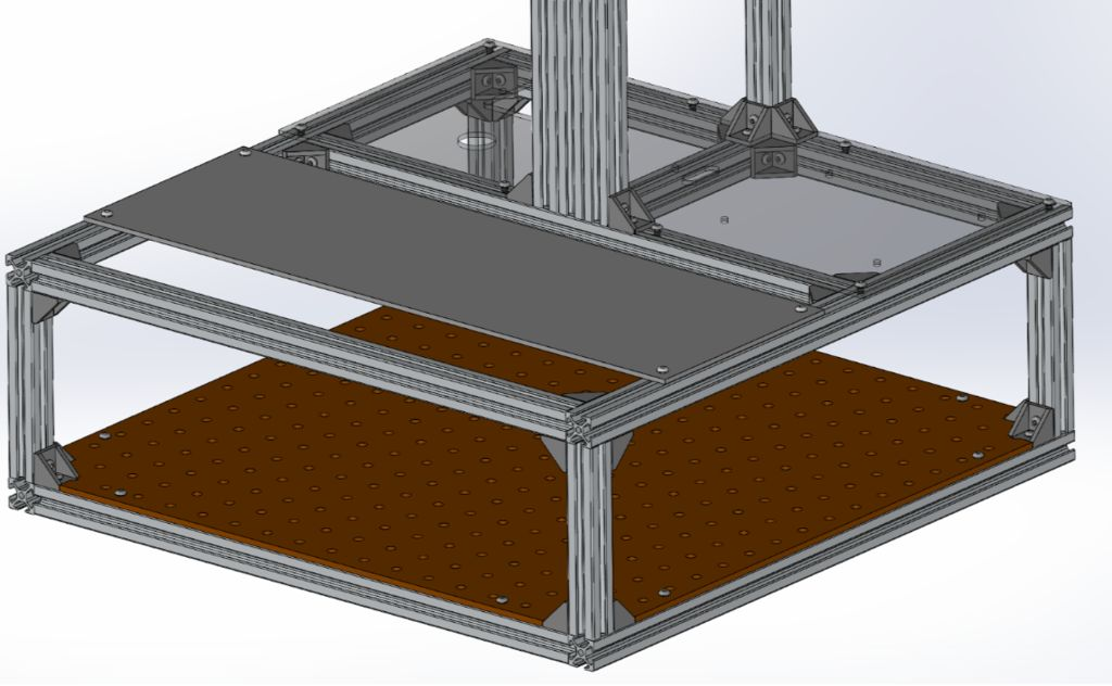 Picture of Development Stand Assembly — 5.1