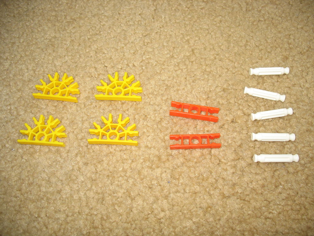 Picture of Knex Tip Over Target