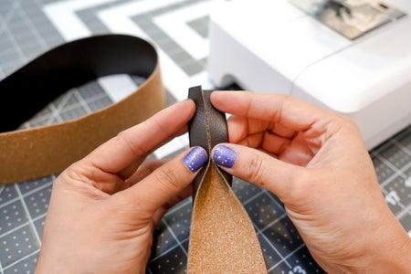 Making the Adjustable Crossbody & Side Tabs