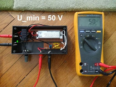 The HV-power Supply