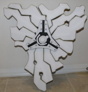 Guardian Shield From Legend of Zelda Breath of the Wild