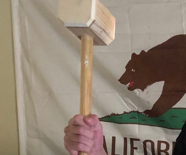 Thor's Mjolnir