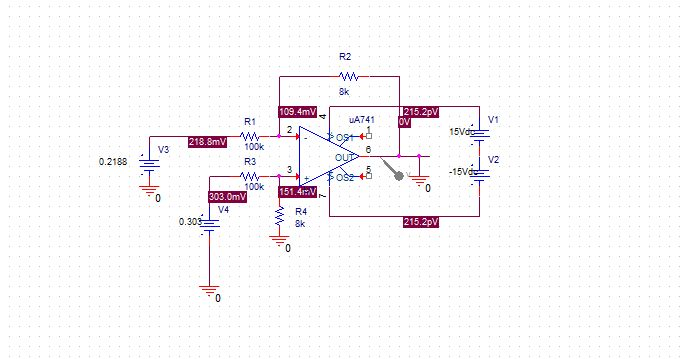Picture of About the Differential Amplifier