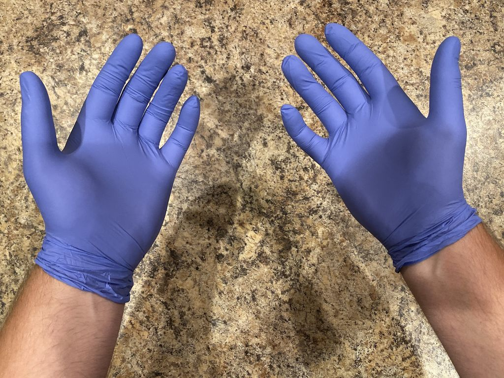 Picture of Put on Gloves