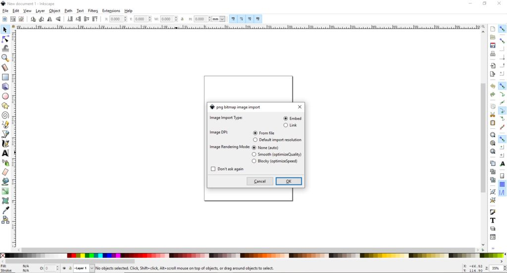 Picture of Open Up Your Image in Inkscape
