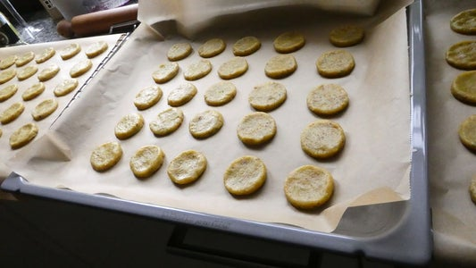 Cutting Cookies