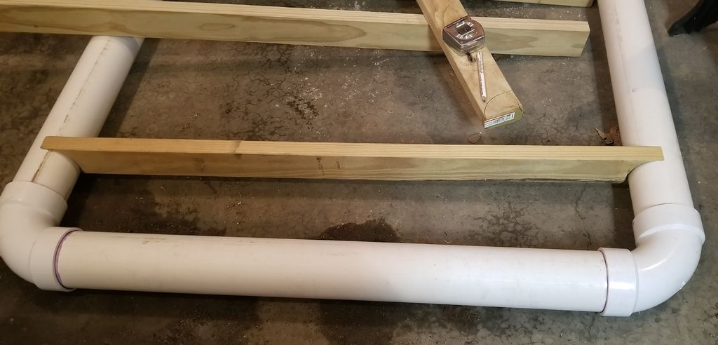 Picture of Wood Frame Base