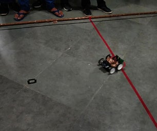 Bluetooth Controlled Bot for Robo Soccer