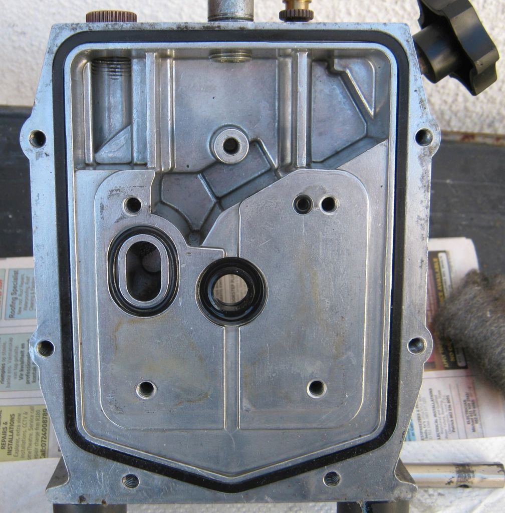 Picture of The Pump Body.