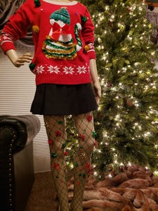 Voila! Christmas Party Stockings
