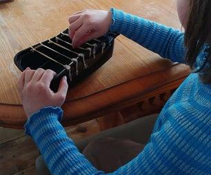 Kids Rubberband Harp