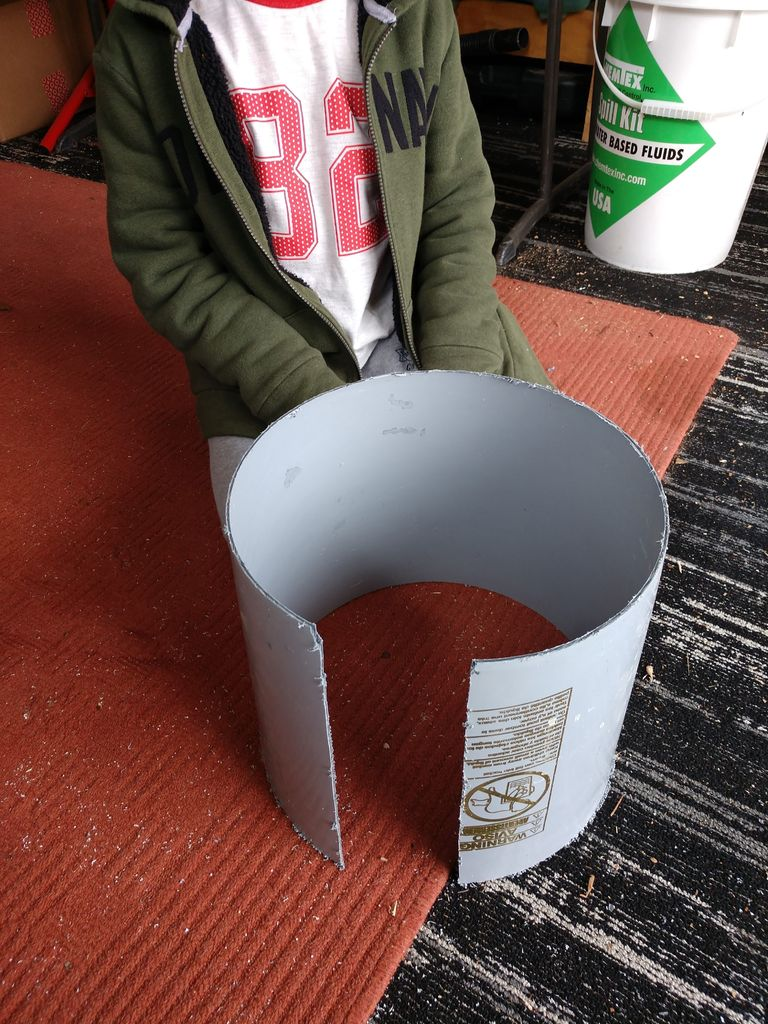 Picture of Perparing the Plastic Buckets