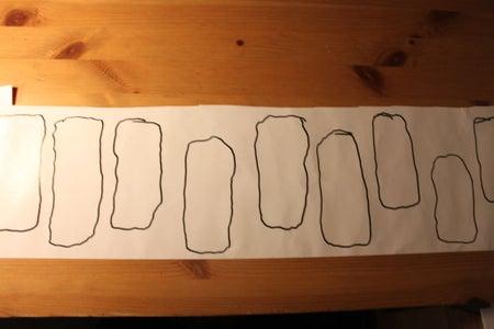 Step 2: Brick Laying