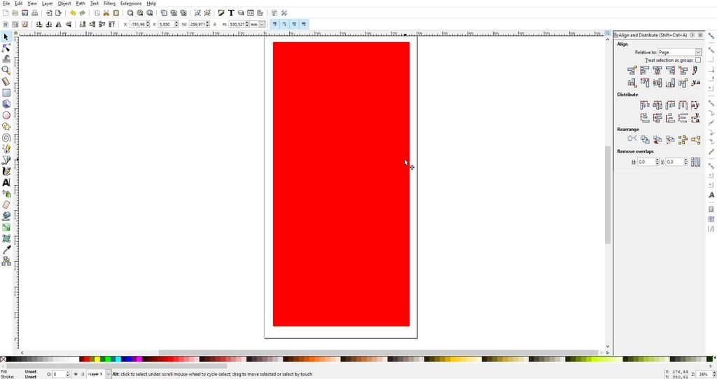 Picture of Open Inkscape