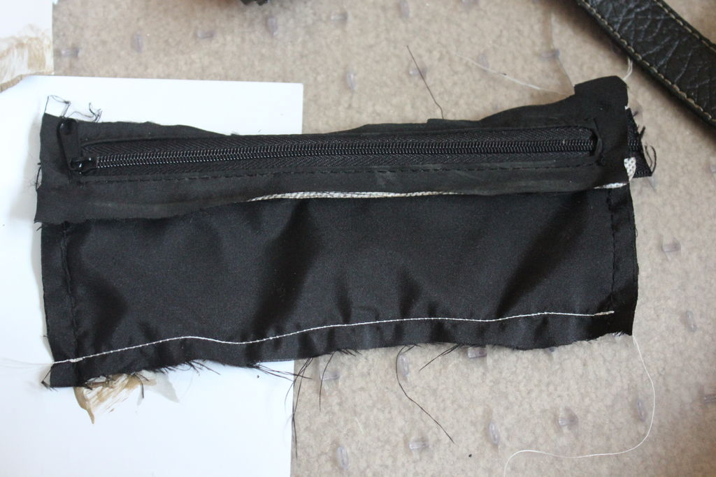 Picture of Preparing the Pocket