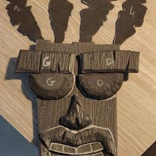 Aku Aku Mask From Crash Bandicoot
