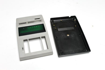 Modifying the Calculator Case
