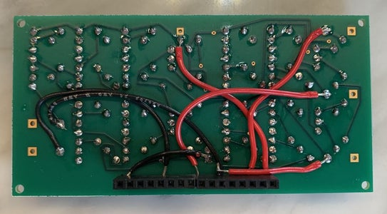 Finishing the PCBs for Stacking