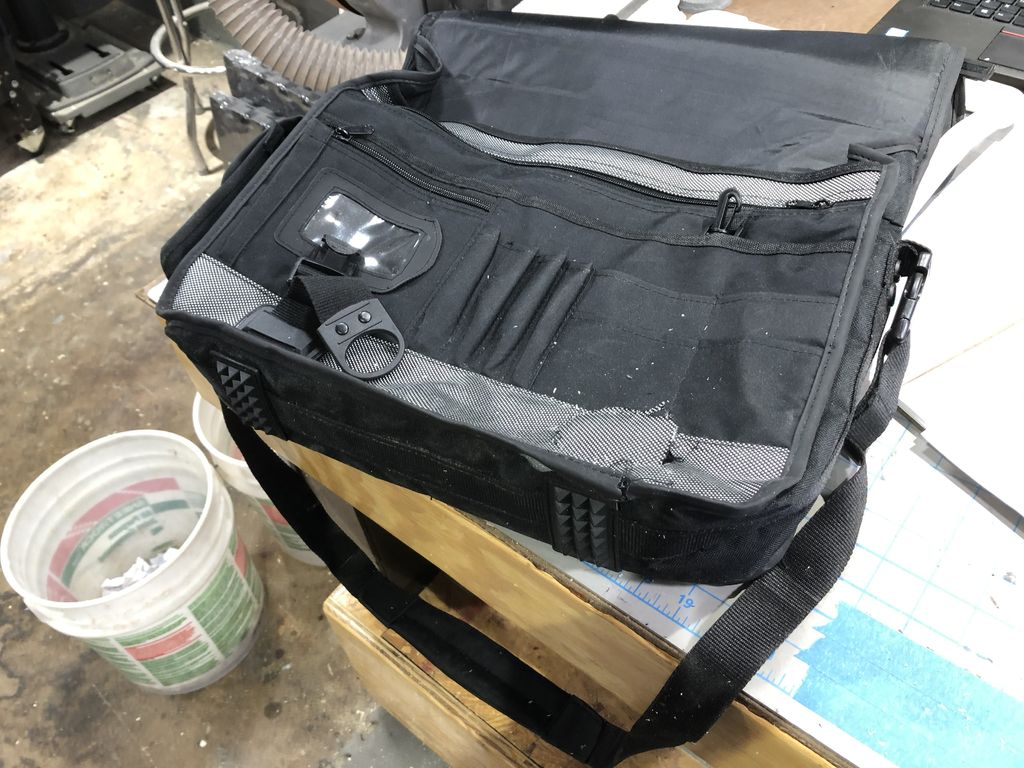 Picture of Alice Pack Strapping