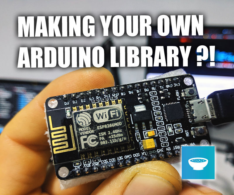 Picture of Making an Arduino Library for YouTube Sight