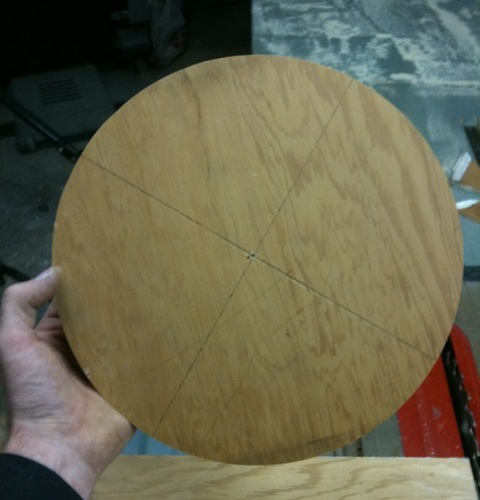 Make a Perfect Circle. WITH a TABLE SAW!