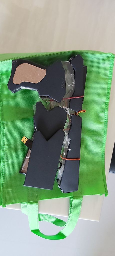 Picture of SimpleClean Psycho Pass Dominator Prop