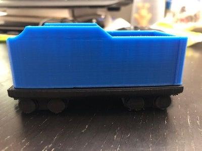 Finished Coal Car