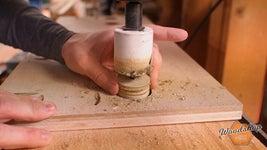 Making Drill Holder
