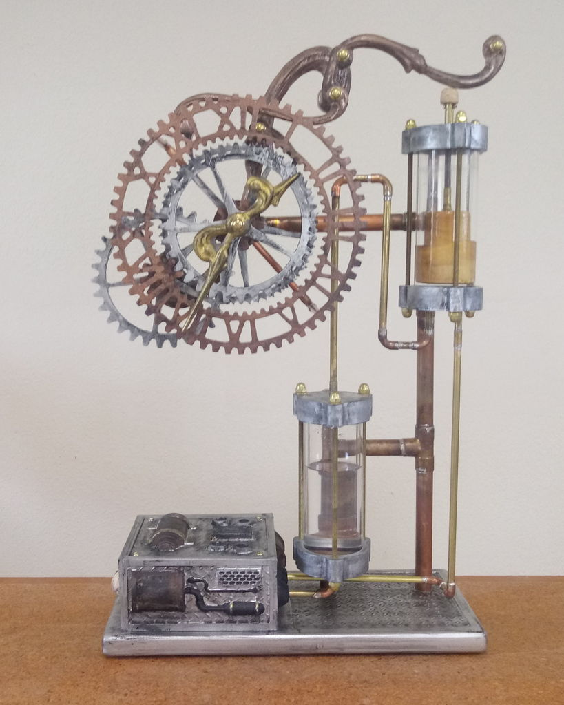 Picture of Steampunk Clepsydra